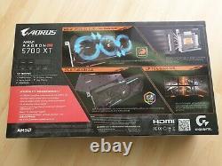 AORUS Radeon RX 5700 XT/REV 2.0 8G PCI-E 4.0 x16/8GB GDDR6/256 bit HDMI3/DP3