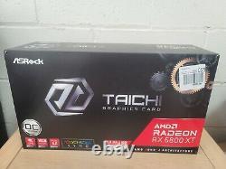ASRock AMD Radeon RX 6800 XT Taichi X Overclocked Triple-Fan 16GB GDDR6 PCIe 4.0