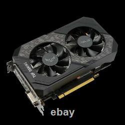 ASUS GeForce GTX1660 SUPER OC 6GB GDDR6 TUF-GTX1660S-O6G-GAMING PCI-E Video Card