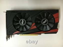 ASUS GeForce GTX 1050 Ti 4GB GDDR5 PCI-Express Graphics/Video Card DVI DP HDMI