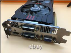ASUS NVIDIA GeForce GTX750 Ti 2GB GDDR5 Graphics/Video Card PCIe GTX750TI-OC-2GD