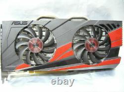 ASUS NVIDIA GeForce GTX960 4GB GDDR5 PCI-E Video Card DP DVI HDMI