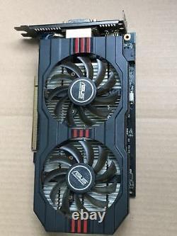 ASUS NVIDIA GeForce GTX 750 Ti (GTX750TI-OC-2GD) 2GB GDDR5 SDRAM PCI Express 3.0