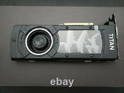 ASUS Nvidia GeForce GTX Titan X Maxwell 12GB GDDR5X PCIe Video Graphics Card GPU