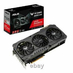 ASUS Radeon RX 6800 XT TUF Gaming OC Triple-Fan 16GB GDDR6 PCIe4.0 Graphics Card