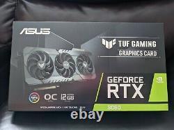 ASUS TUF Gaming Nvidia GeForce RTX 3060 OC 12GB GDDR6 PCI-E GPU NIBSHIPS NOW