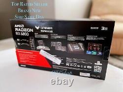 ASUS TUF Gaming Radeon RX 6800 16GB 256-Bit GDDR6 PCI Express 4.0 SAME DAY SHIP
