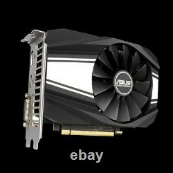Asus GTX 1660 Phoenix 6GB OC GDDR5 PH-GTX1660-O6G PCI-E Video Card DVI HDMI DP