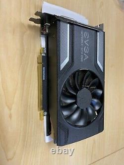 EVGA GeForce GTX 1060 SC 6GB GDDR5 Video Card