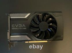 EVGA GeForce GTX 1060 SC 6GB GDDR5 Video Card (06G-P4-6163-KR)