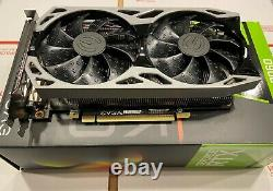 EVGA GeForce RTX 2060 KO ULTRA GAMING 6GB GDDR6 PCI Express 3.0 Graphics Card