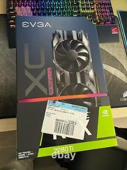 EVGA GeForce RTX 2080 Ti 11GB GDDR6 iCX2 RGB LED Graphics