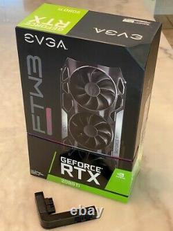 EVGA GeForce RTX 2080 Ti FTW3 11G-P4-2487-KR 11GB GDDR6 RGB Graphics + PowerLink