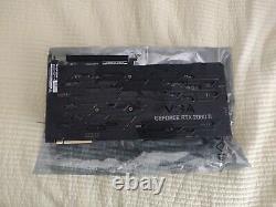 EVGA GeForce RTX 2080 Ti FTW3 11G-P4-2487-KR 11GB GDDR6 iCX2 RGB LED Graphics C