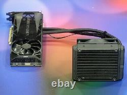 EVGA GeForce RTX 2080 Ti XC HYBRID GAMING 11GB 11G 352-bit GDDR6 PCI-E 3.0