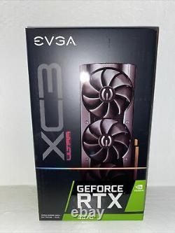 EVGA GeForce RTX 3070 XC3 ULTRA GAMING 8GB GDDR6 PCI Express 4.0 Graphics Card