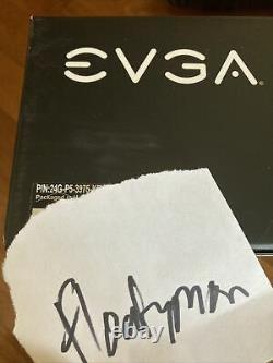 EVGA GeForce RTX 3090 XC3 ULTRA GAMING 24GB GDDR6 PCI Express 4.0 Graphics Card