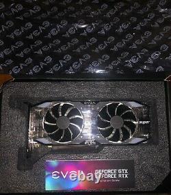 EVGA RTX 2070 Super XC Ultra 8GB GDDR6 PCI Express 3.0 NVIDIA GeForce