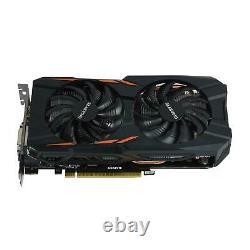 GIGABYTE GeForce GTX 1050 Ti Windforce OC 4G GDDR5 DX12 PCI-E 3.0 x16 Video Card