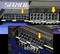 GIGABYTE GeForce RTX 3070 AORUS MASTER 8GB 8G 256-bit GDDR6 PCI-E 4.0 NVIDIA