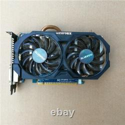 GIGABYTE NVIDIA GeForce GTX750Ti 2GB GDDR5 PCI-Express Video Card DP DVI HDMI