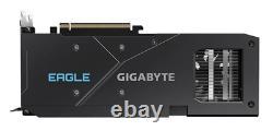 GIGABYTE Radeon RX 6600 XT EAGLE 8GB GDDR6 PCI Express 4.0 Graphics Card
