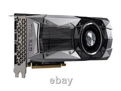 GeForce GTX 1080 Ti FE DirectX 12GTX1080TI-FE 11GB352-Bit GDDR5X PCI E