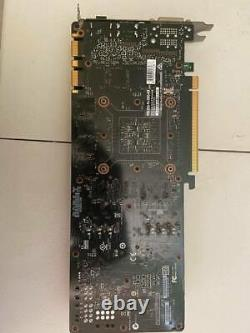 GeForce GTX 780 TI 3GB GDDR5 PCI Express 3.0 Video Card