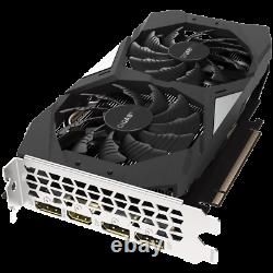 Gigabyte GTX 1660 OC 6GB GDDR5 WINDFORCE GV-N1660OC-6GD PCI-E Video Card HDMI DP