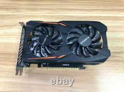Gigabyte GeForce GTX 1050Ti 4GB GDDR5 GV-N105TD5-4GD PCI-E Video Card HDMI DVI A