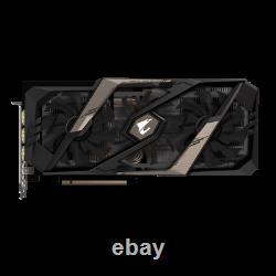Gigabyte GeForce RTX 2070 XTREME 8GB GDDR6 GV-N2070AORUS X-8GC PCI-E Video Card