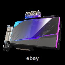 Gigabyte GeForce RTX 3090 24GB GDDR6X GV-N3090AORUSX WB-24GD PCI-E Video Card