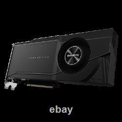 Gigabyte GeForce RTX 3090 TURBO 24GB GDDR6X GV-N3090TURBO-24GD PCI-E Video Card