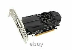 Gigabyte Geforce GTX 1050 Ti OC Low Profile 4GB GDDR5 128 Bit PCI-E
