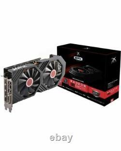 IN HAND XFX Radeon RX 580 GTS Black Edition 8GB GDDR5 PCIe 3.0 GPU New
