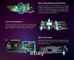 Inno3D NVIDIA GeForce RTX 3090 24GB GDDR6X ICHILL X4 PCI-E Video Card HDMI DP