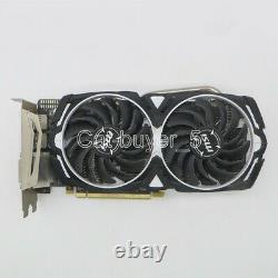 MSI AMD Radeon RX470 4GB GDDR5 PCI-E Video Card DVI DP HDMI