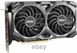 MSI AMD Radeon RX 5500 XT Mech OC Graphics Card 4GB GDDR6 PCIe 4.0