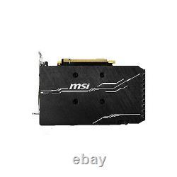 MSI GTX 1660 Ti Ventus XS 6GB GDDR6 HDMI/3DisplayPort PCI-Express Graphics Card