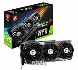 MSI Gaming GeForce RTX 3070 8GB GDDR6 PCI Express 4.0 x16 ATX Video Card RTX 307