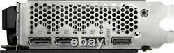 MSI GeForce RTX 3060 VENTUS 2X OC 12GB GDDR6 PCI-E Video Card HDMI 3xDisplayPort