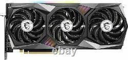 MSI GeForce RTX 3070 GAMING X TRIO Video Graphics Card 8GB GDDR6 PCIe 4.0
