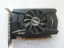 MSI NVIDIA GeForce GTX750Ti 2GB GDDR5 PCI-E Video Card VGA DVI HDMI