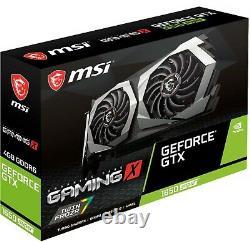 MSI NVIDIA GeForce GTX 1650 SUPER 4GB GDDR6 PCI Express 3.0 Black/Gray