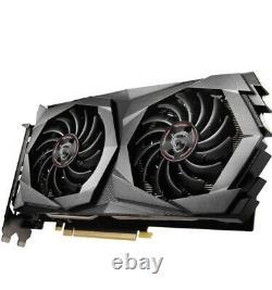 MSI NVIDIA GeForce GTX 1650 SUPER 4GB GDDR6 PCI Express 3.0 Graphics Card -B/G