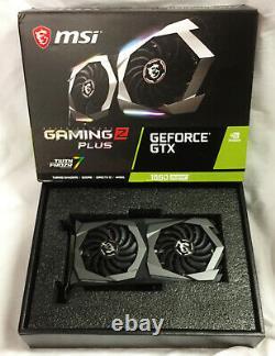 MSI NVIDIA GeForce GTX 1660 Super Gaming Z 6GB GDDR6 PCI Express Graphics Card