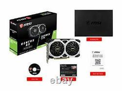 MSI NVIDIA GeForce GTX 1660 VENTUS XS OC 6GB GDDR5 HDMI/3DisplayPort PCI-Express