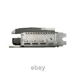 MSI RTX 3080 GAMING X TRIO 10G 10GB 320-Bit GDDR6X PCI Express 4.0 Graphics Card