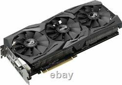 NEW ASUS ROG STRIX GeForce GTX 1080 Ti 11GB GDDR5X PCI-E 3.0 Graphics Card