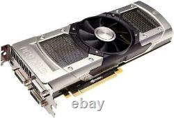 NVIDIA GeForce GTX 690 4 GB 512-Bit GDDR5 6008 MHz PCI Express 3.0 Graphic Card